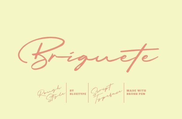 Briquete Font