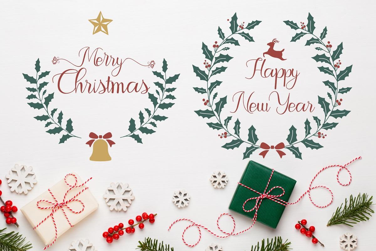 Christmas Story Font-2