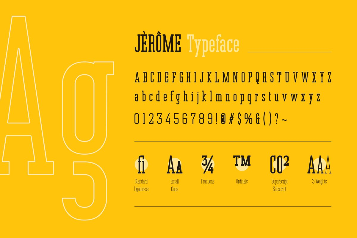 Jerome Typeface-3