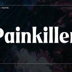 Painkiller Font
