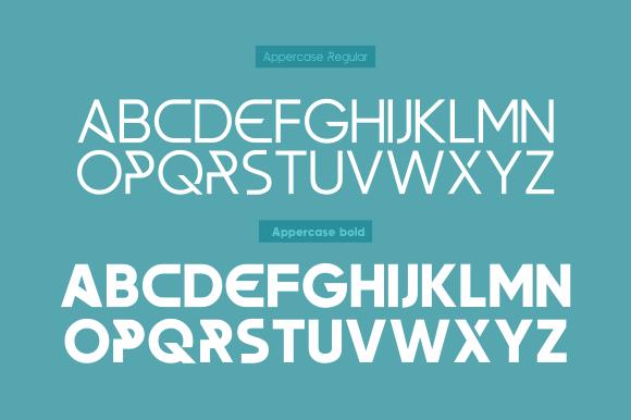 Andromeda Font-2