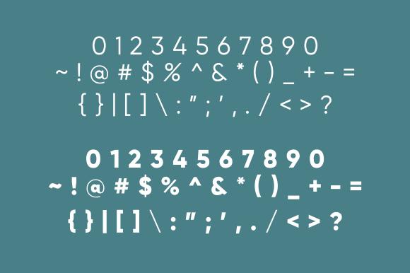Andromeda Font-3