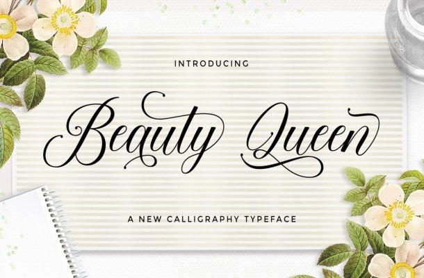 Beauty Queen Font