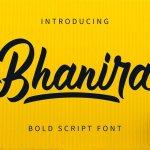 Bhanira Font