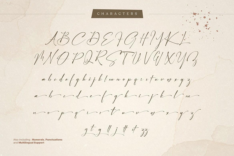 Arinttika Font-3