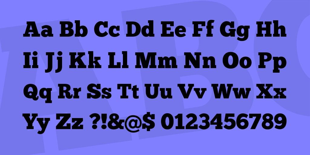 ChunkFive Font-4