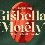 Gishella Morely Font