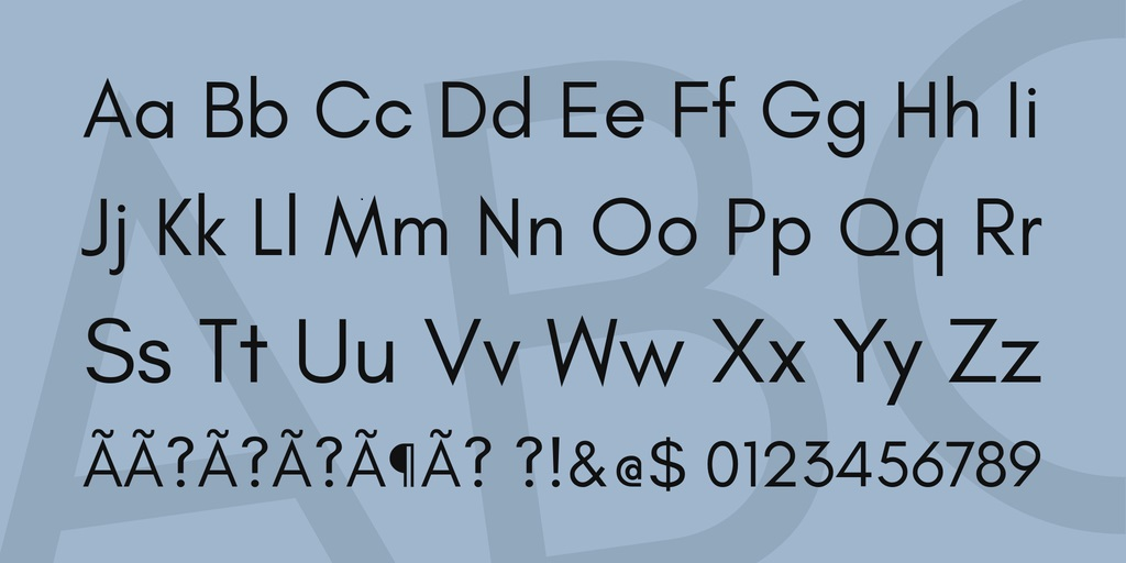 Glacial Indifference Font-3