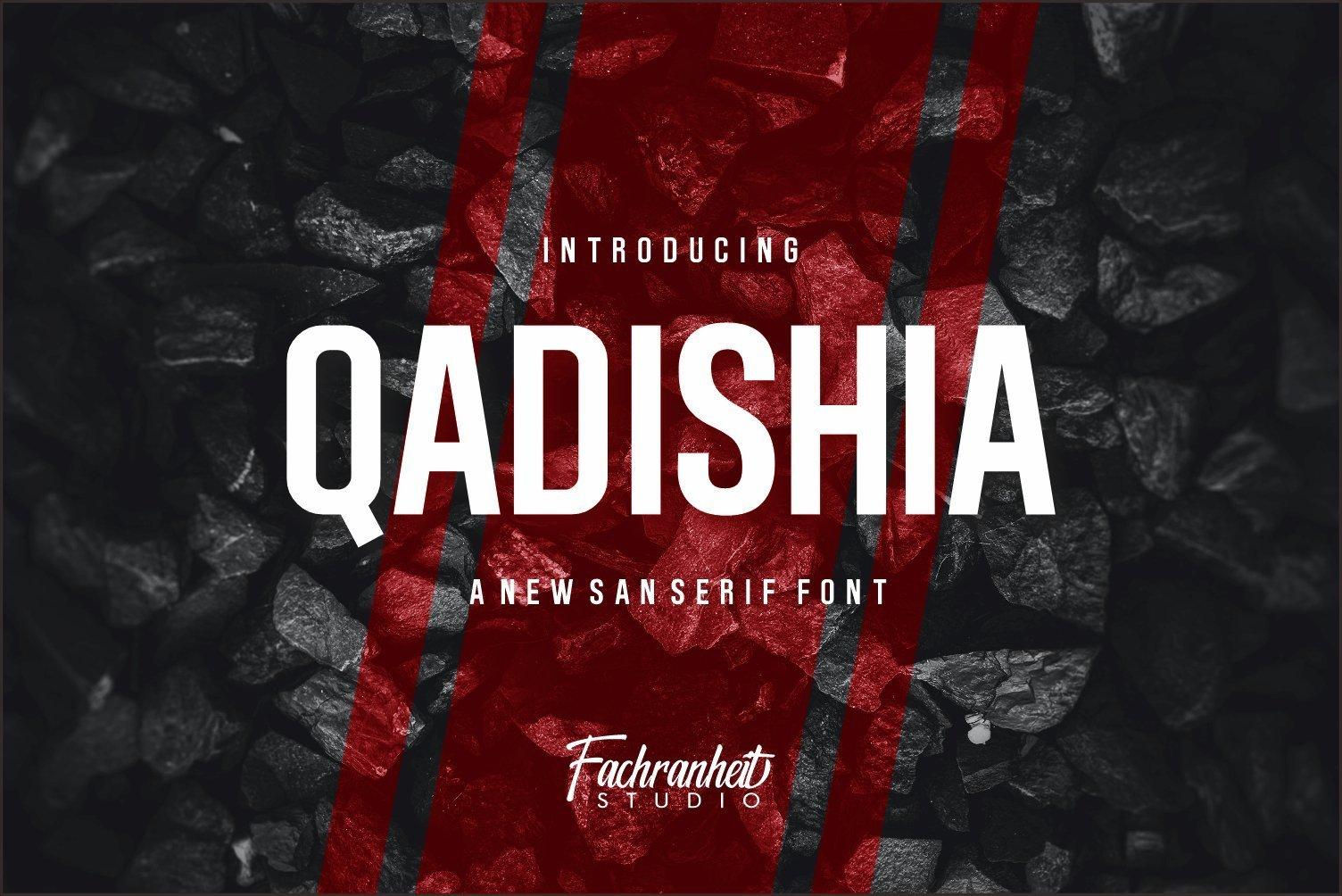 Qadishia-Modern-Sans-Serif-Font-1