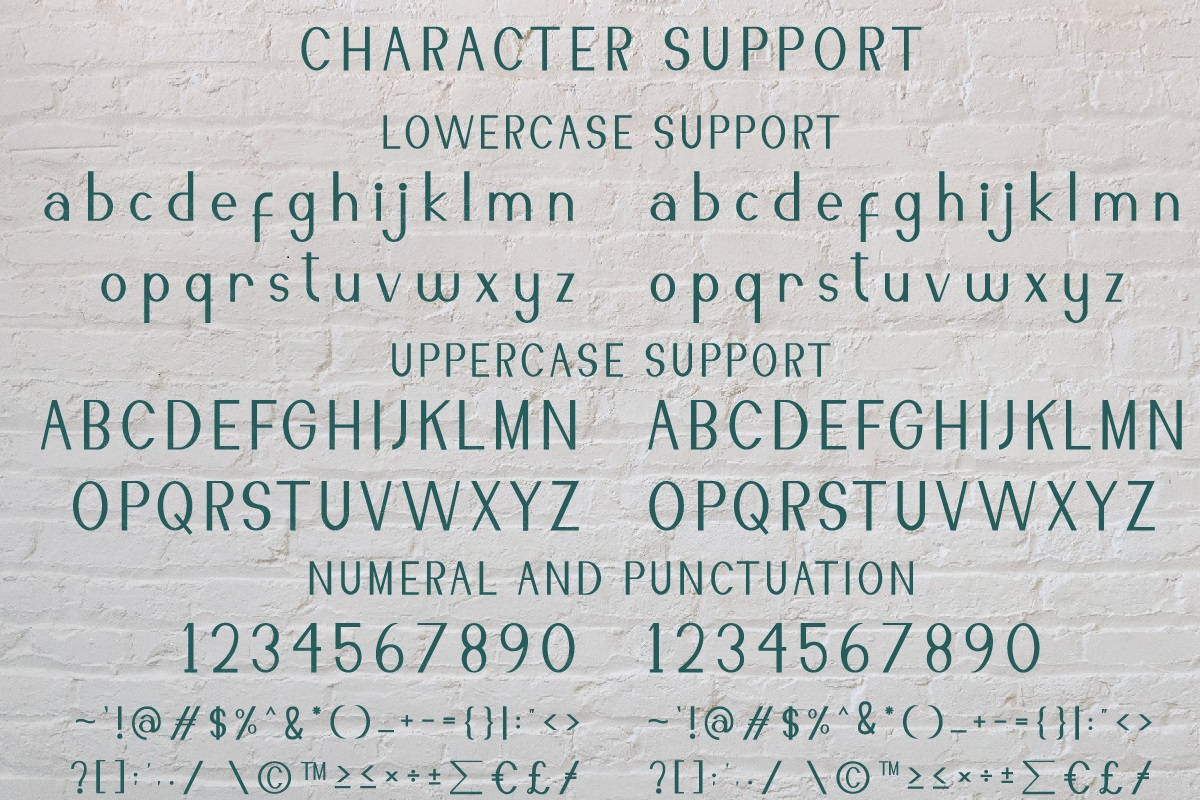 Ravenously Font-3
