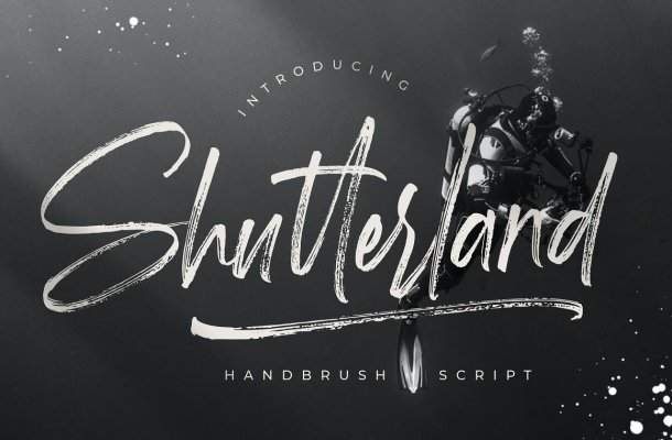 Shutterland-Handbrush-Script-Font-1