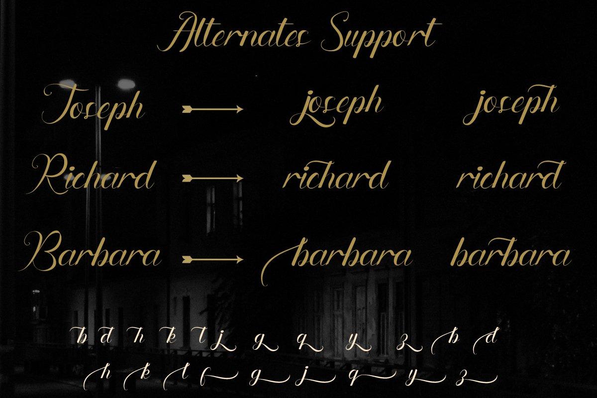 Woolymood Font-2