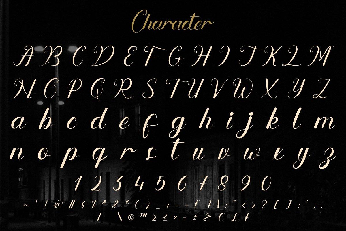 Woolymood Font-3
