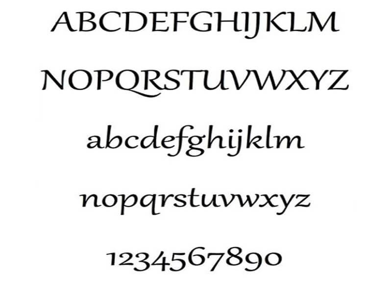 Gabriola Font-3