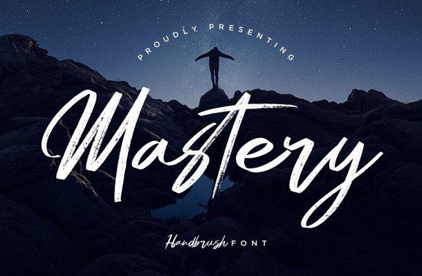 Mastery Font