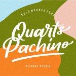 Quarts Pachino Font