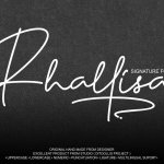 Rhallisa Font
