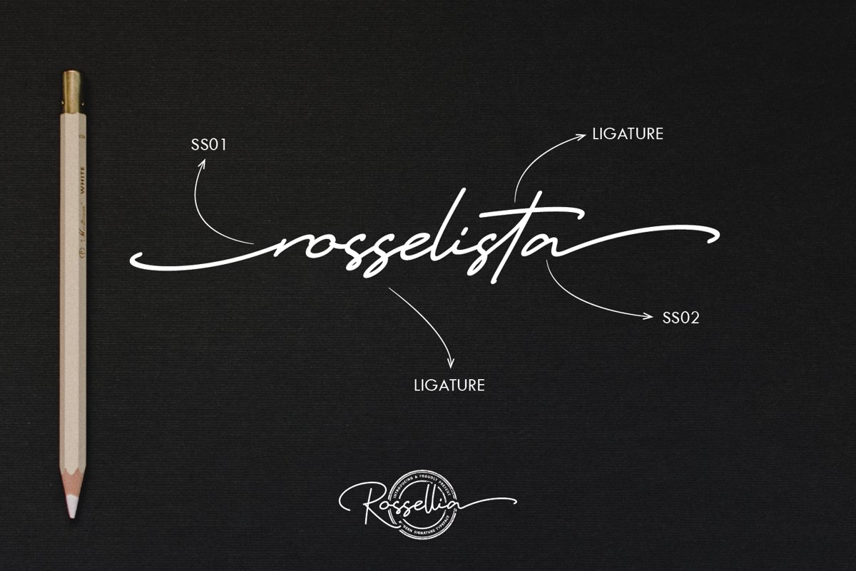 Rossellia Font-2
