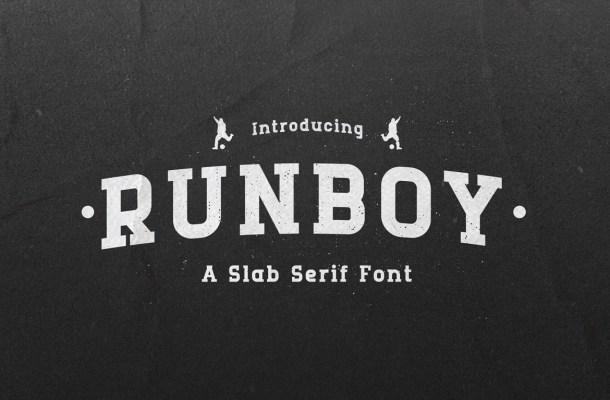 Runboy-Strong-Slab-Serif-Font-1