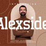 Alexside Font