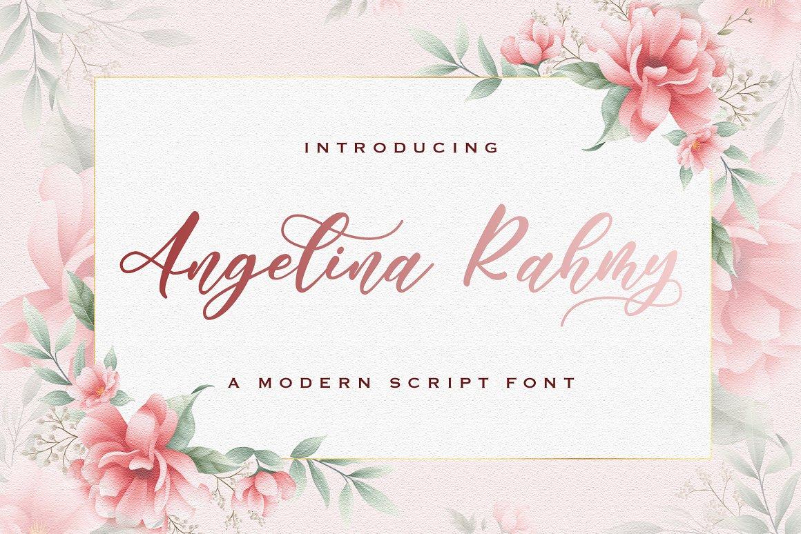 Angelina Rahmy Font