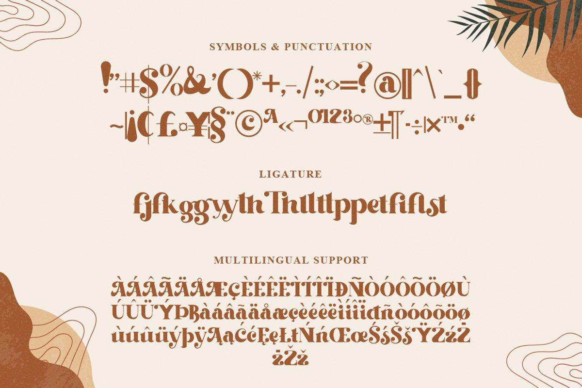 Beachfly Font-3