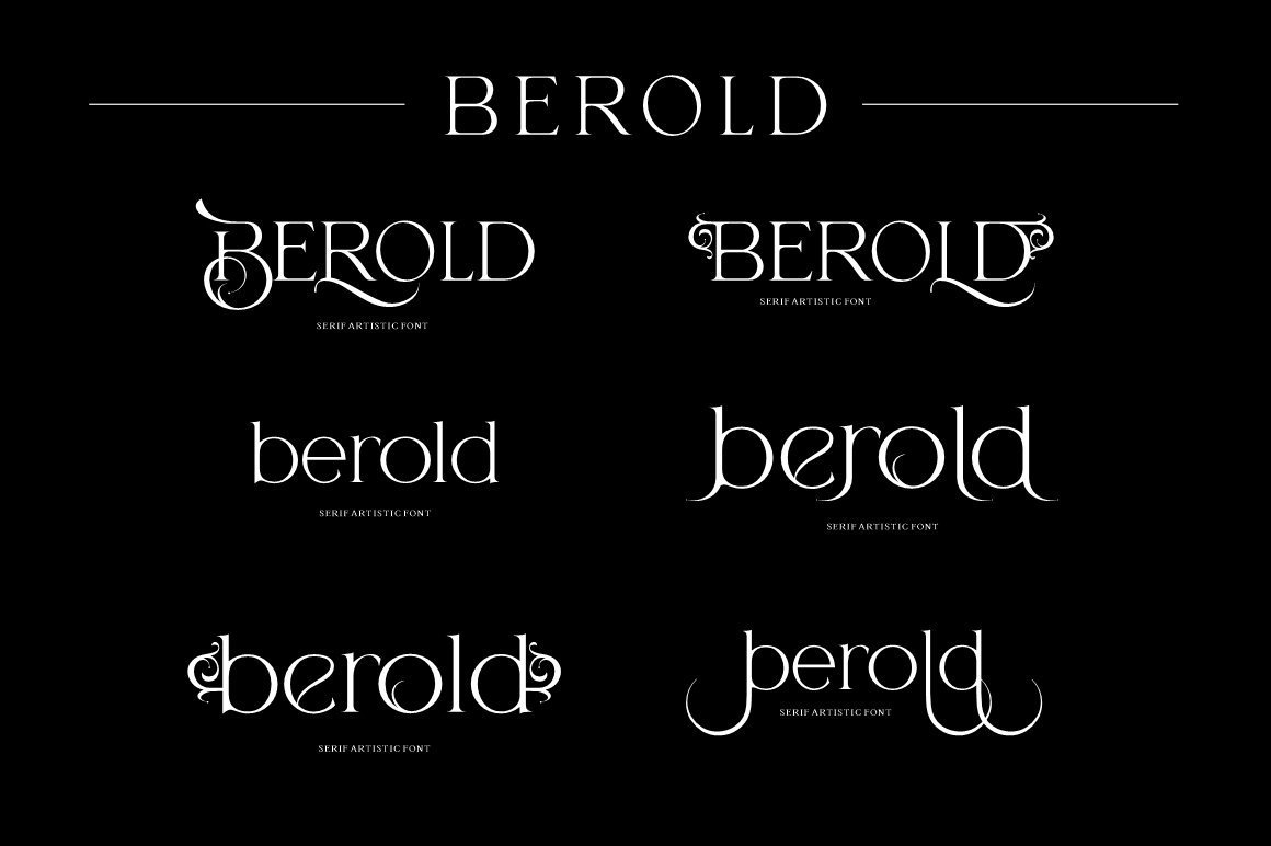 Berold Font-2