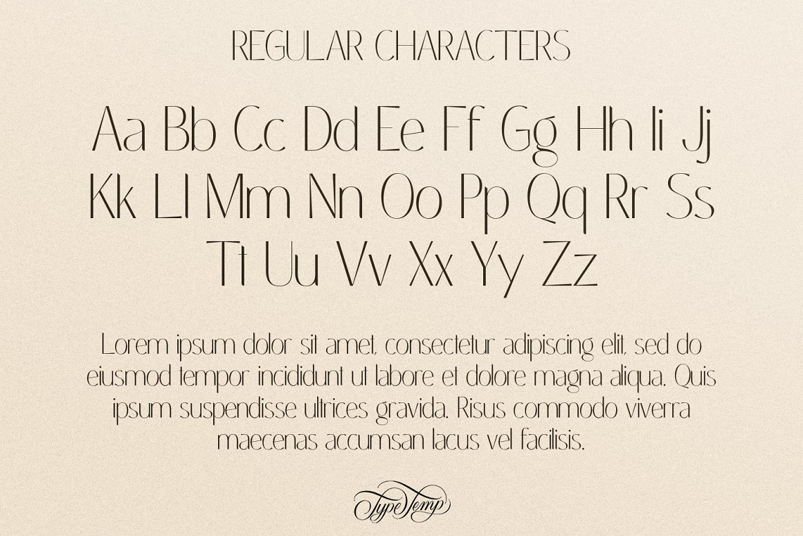Coastine Font-3