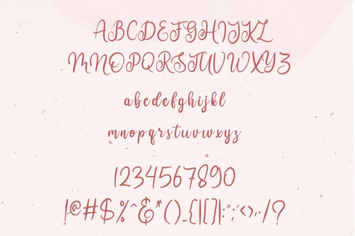 Dear Heart Font-3