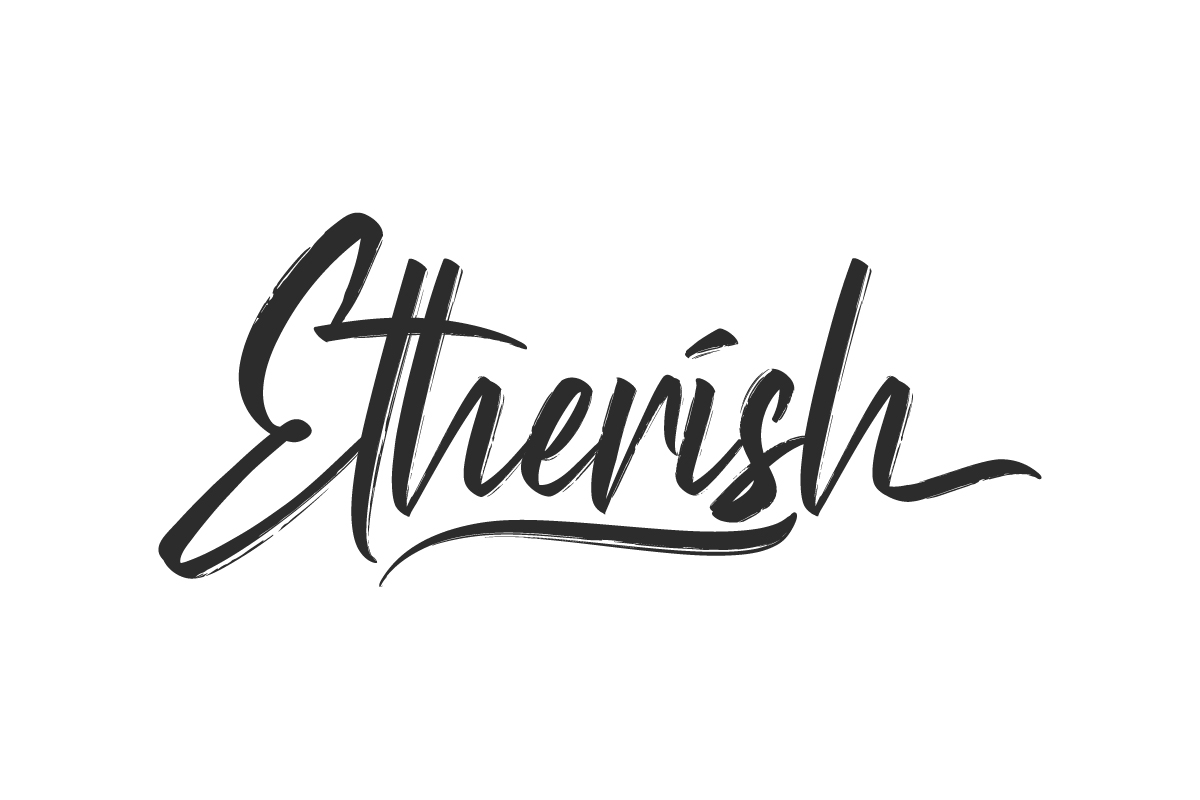 Etherish Font