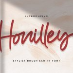 Honilley Font