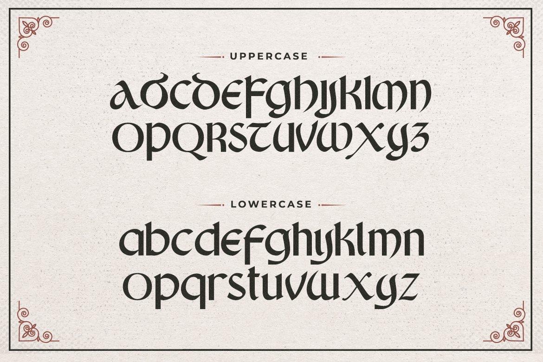 King Castle Font-2