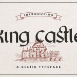 King Castle Font