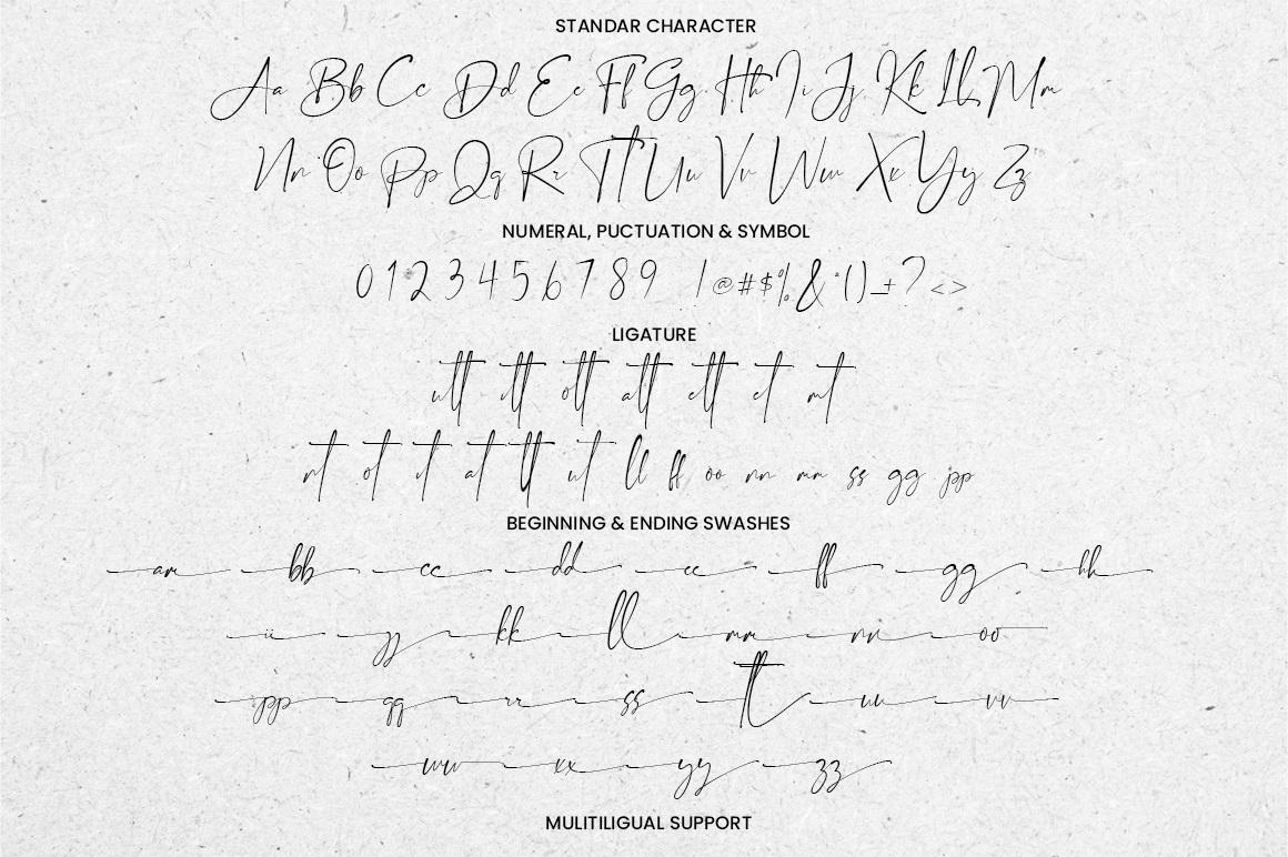 Magnoline Font-3