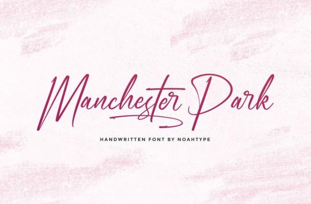 Manchester Park Font