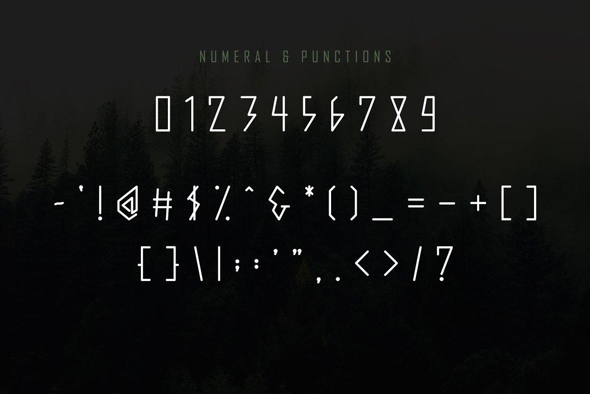 Qrubeg Font-3