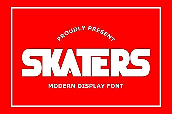 Skaters Font