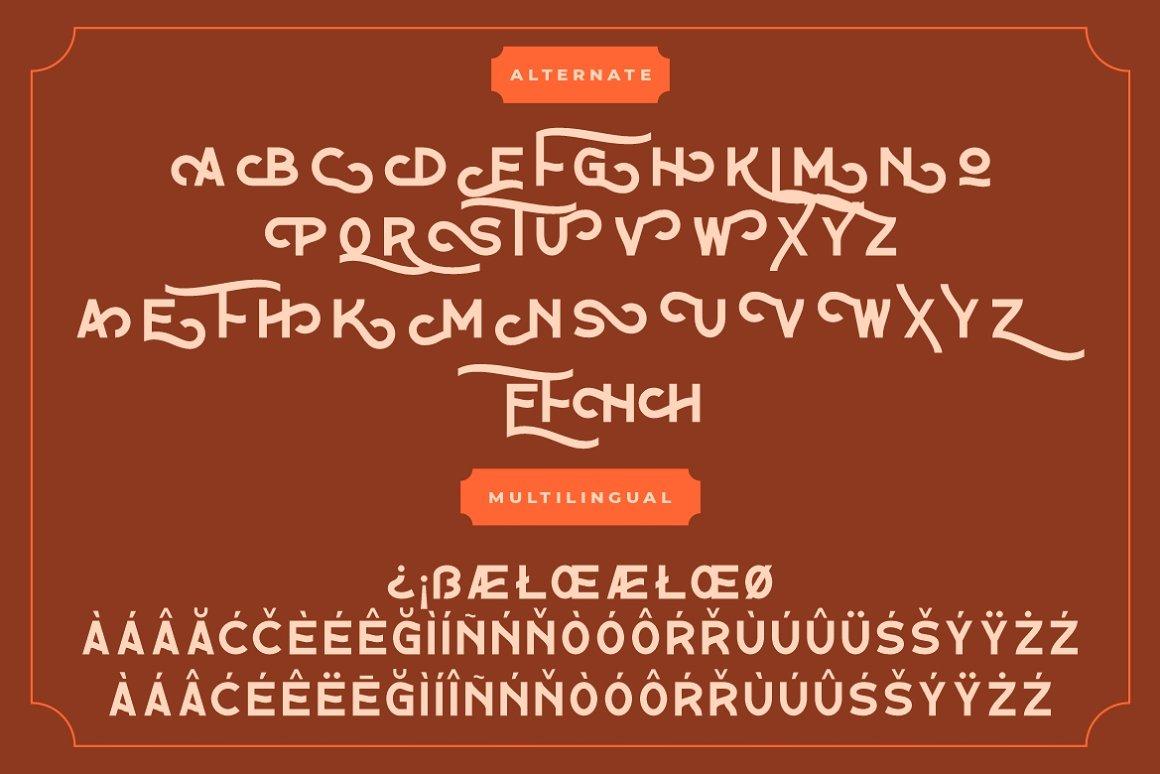 The Quest Font-3