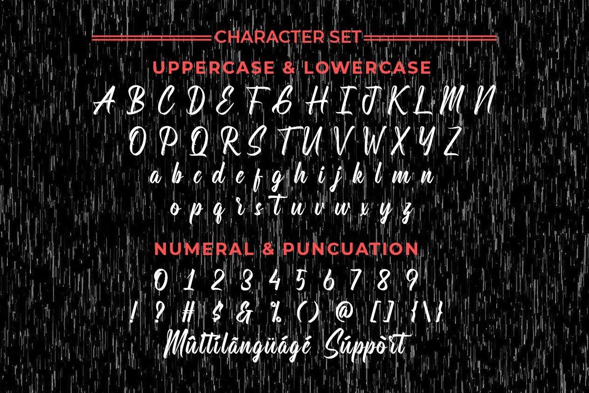 Tillamook Font-3