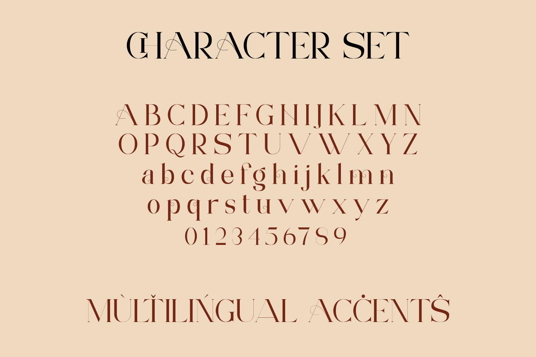 Archwaltz Font-3