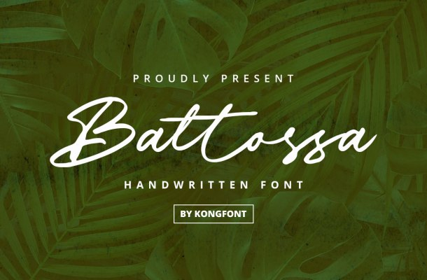 Battossa Font