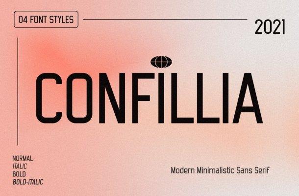 Confillia Font