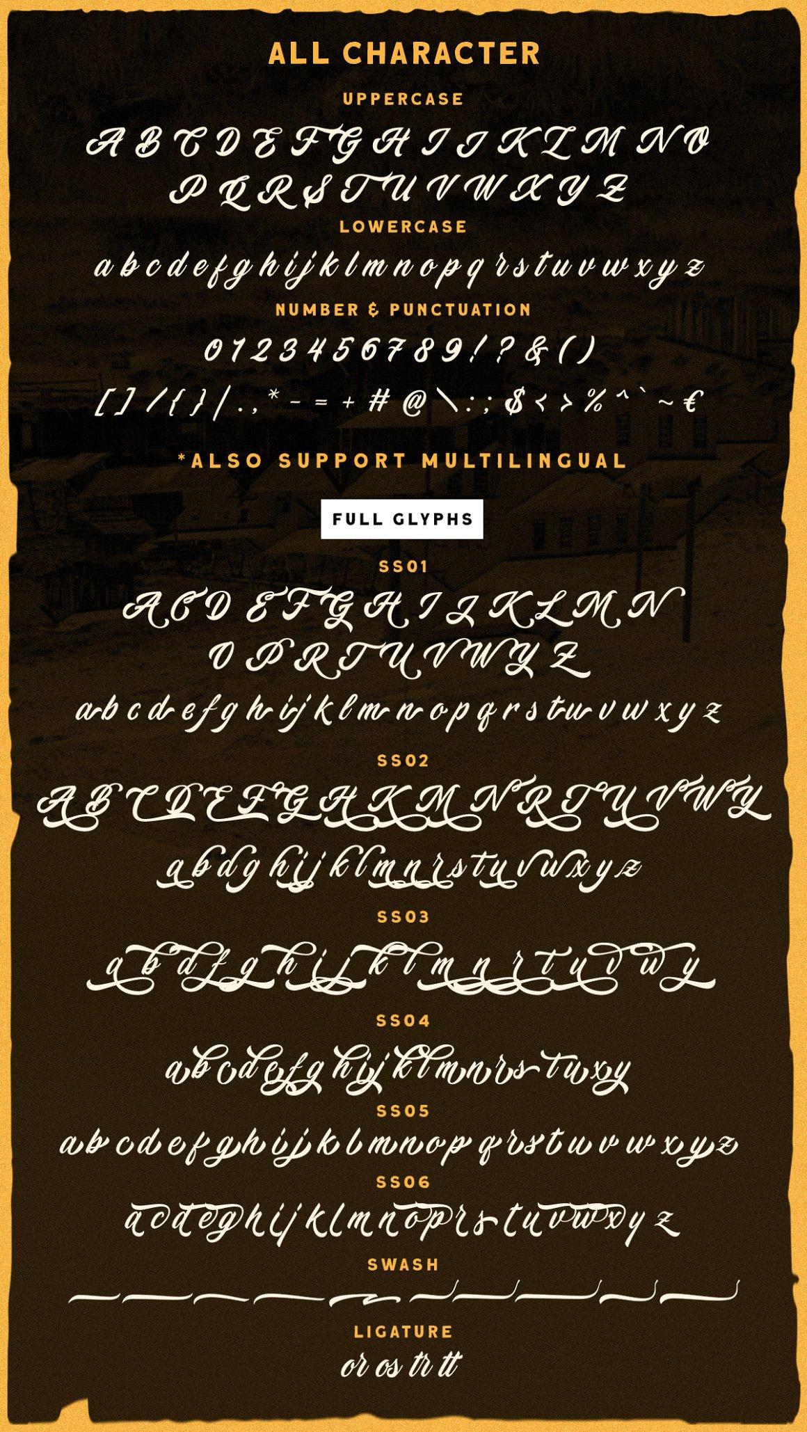 Devilion Font-2