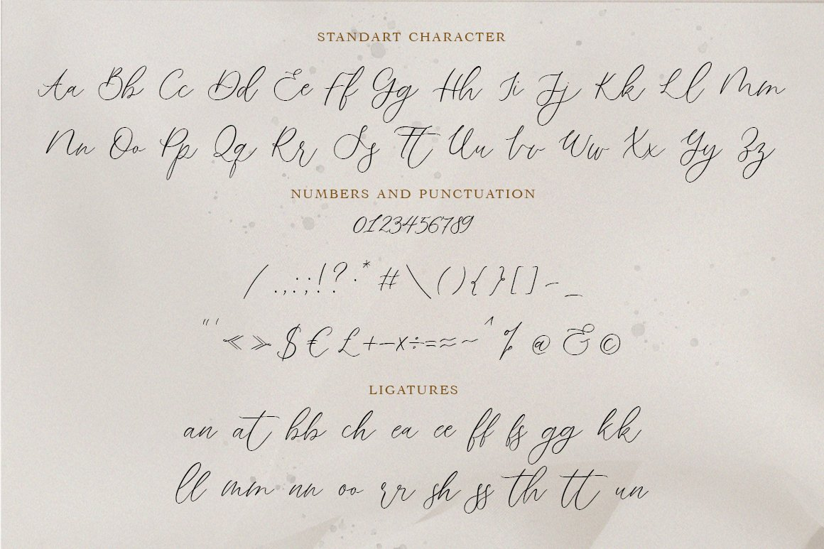 Rembrandt Font-3