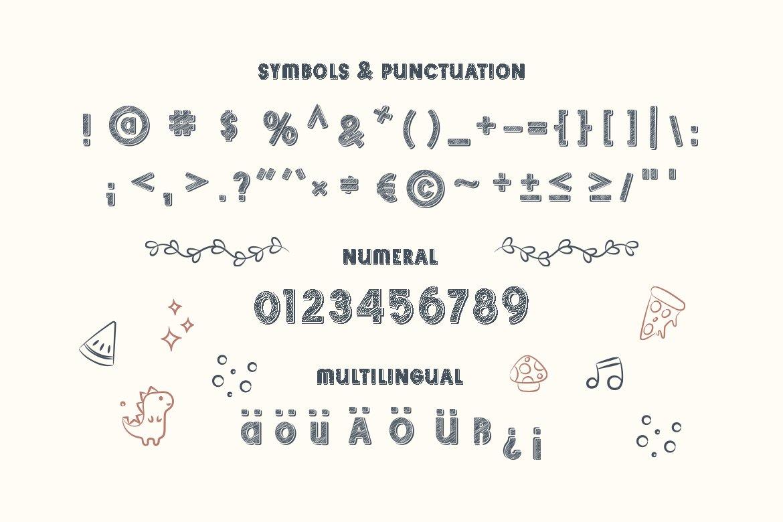 Sketchup Font-3