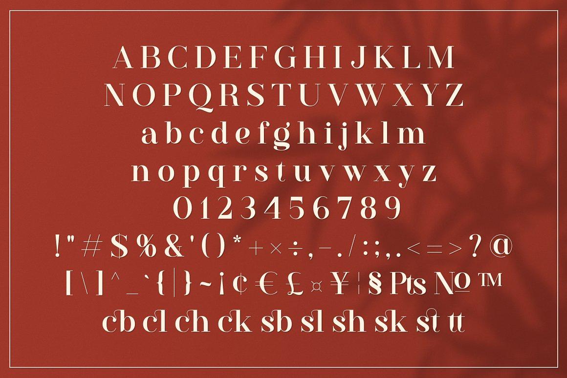 Westack Font-3