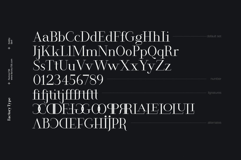 Koldby Font-3