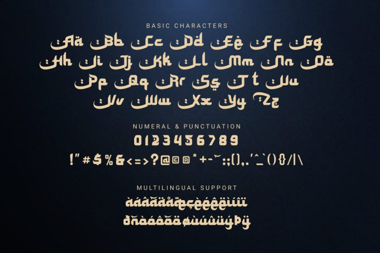 Special Ramadhan Font-3