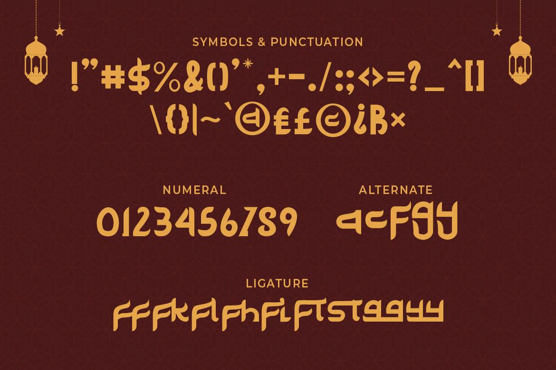 Delik Font-3