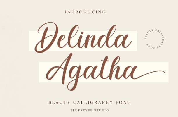 Delinda Agatha Font